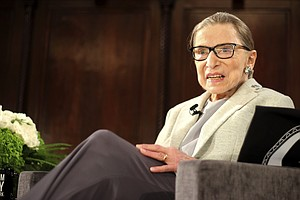Supreme Court Justice Ruth Bader Ginsburg Released From H...