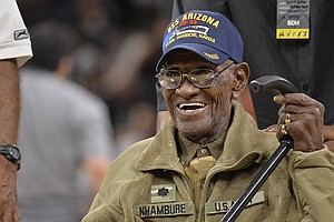 Oldest American World War II Veteran Dies At 112