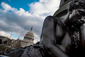 Financially Struggling Government Workers Are Caught Up I...