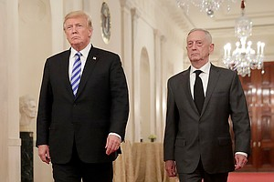 'Keep The Faith In Our Country And Hold Fast,' Mattis Tel...