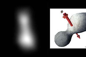 NASA Probe Sends Pictures Of An Object 4 Billion Miles Fr...