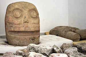 Mexican Archaeologists Discover Pre-Hispanic Temple of 'T...