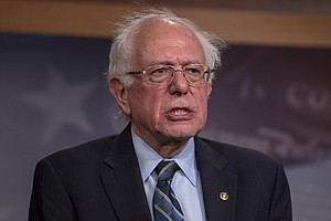 Bernie Sanders Responds To Allegations Of Sexism, Harassm...