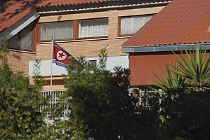 North Korean Diplomat In Italy Goes Into Hiding, Says Int...