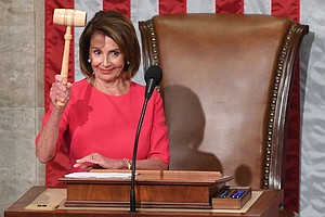 Pelosi Retakes Gavel As House Speaker With New Session Of...