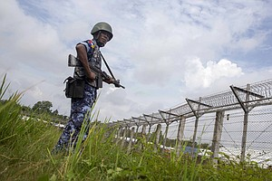 Insurgents Kill 7 Myanmar Security Forces In Independence...