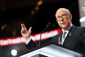 Kansas Republican Sen. Pat Roberts Won't Seek Re-Election...