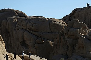 National Park Service Plans To Expand Operations Amid Gov...