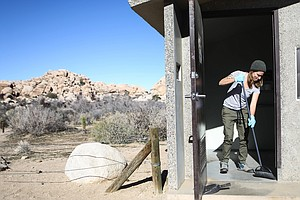 Joshua Tree National Park Will Close After Visitor Damage...