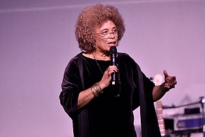 Civil Rights Award Rescinded From Angela Davis After Jewish Community Objections
