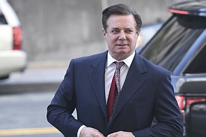 Manafort Allegedly Shared 2016 Polling With Associate Lin...
