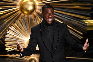Kevin Hart Says Comedy's Full Of 'Flawed But Funny' Peopl...