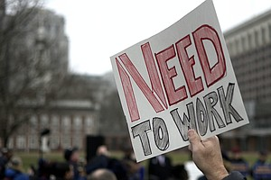 Most Federal Workers' Health Coverage To Continue During Shutdown, Even If Pa...