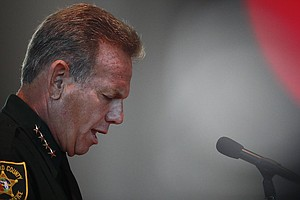 Florida Governor Replaces Broward Sheriff, Citing 'Incomp...