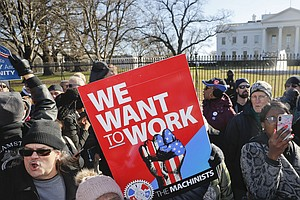 It's Official: The Partial Government Shutdown Is The Lon...