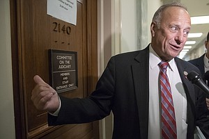 GOP Mulls Action Against Rep. Steve King For Racially Cha...