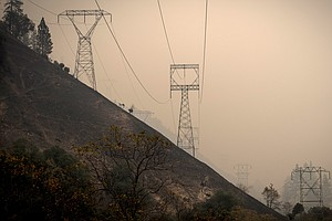 PG&E Plans To File For Bankruptcy Over Possible Liability...