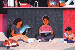 Forget Screen Time Rules — Lean In To Parenting Your Wire...