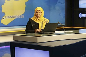 Iran Says U.S. Has Detained 'Press TV' Journalist And Cal...
