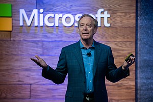 Microsoft Pledges $500 Million Investment To Tackle Affor...