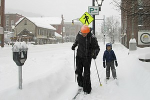 Winter Storm Grounds Flights, Delays Trains And Knocks Out Power