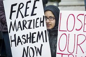 Iranian Journalist Marzieh Hashemi Released By Officials ...