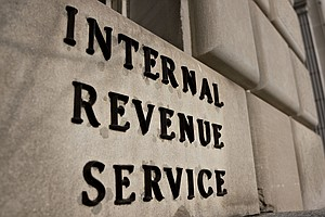 Shutdown Squeezes IRS Workers Just As The Tax-Filing Seas...