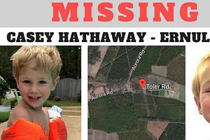 Missing 3-Year-Old Boy Is Found Alive In Woods Of North Carolina