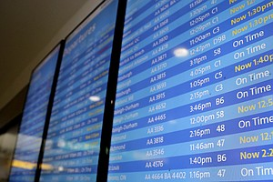 Flights Delayed At LaGuardia, Newark Airports As Workers ...