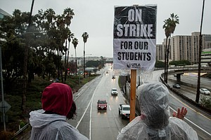 As LA Teachers Reach A Deal, Denver Authorizes A Strike A...