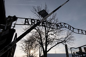 Survivors Mark Holocaust Remembrance Day On 74th Anniversary Of Auschwitz Lib...