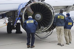 Working Through Shutdown Backlog, NTSB Warns Accident Evi...