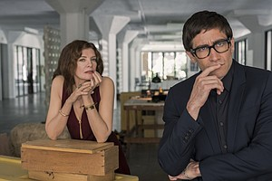 Art-Horror-Comedy 'Velvet Buzzsaw' Paints In Broad But Co...