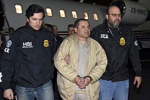 Jury Hears Closing Arguments As Dramatic 'El Chapo' Trial Nears Its End