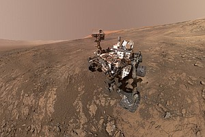 Exploring The Mysterious Origins Of Mars' 3-Mile-High San...