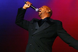 The Unlikely Success And Down-To-Earth Soul Of James Ingram