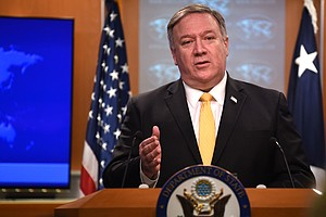 U.S. Announces It Will Withdraw From Nuclear Arms Control...