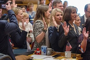 A First: Women Take The Majority In Nevada Legislature And Colorado House