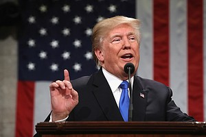 What To Know Ahead Of Trump's State Of The Union Address
