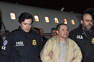 'El Chapo,' Notorious Drug Kingpin, Found Guilty After Dramatic Trial In New ...