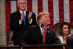 Photo for 7 Takeaways From President Trump's State Of The Union Address