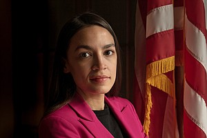 Rep. Alexandria Ocasio-Cortez Releases Green New Deal Out...