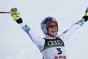 Lindsey Vonn Retires As The Winningest Female Skier In Hi...