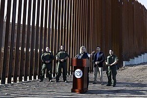 Government Can Waive Environmental Laws To Build Border Wall Prototypes, Cour...
