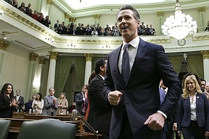 Gov. Newsom Pardons 2 Ex-Refugees Facing Deportation