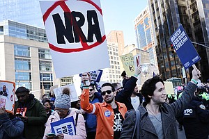 NRA Facing Most Formidable Opposition Yet, A Year After Parkland