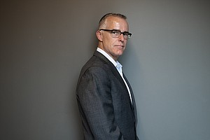 McCabe's 'The Threat' May Be Darkest Vision Of Trump Pres...