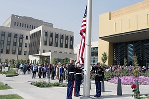 U.S. Looking To Reduce Kabul Embassy Staff As Afghanistan Mission Changes