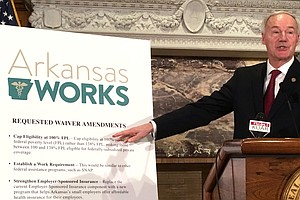 In Arkansas, Thousands Of People Have Lost Medicaid Cover...