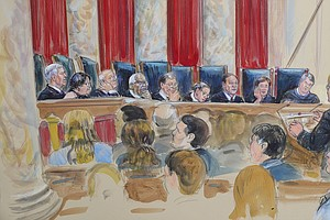 Ruth Bader Ginsburg Returns To Supreme Court Bench After ...
